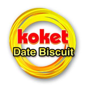 Koket Date Biscuit