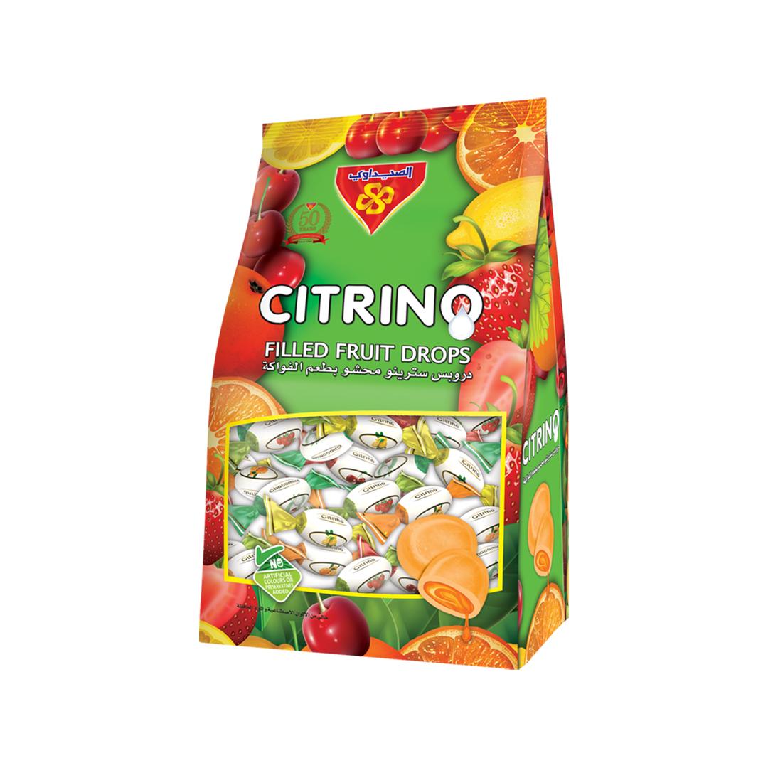 Drops Citrino stand Bag
