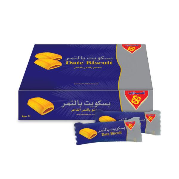 Date Biscuit 2 pcs