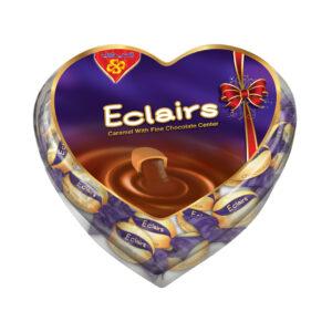Eclairs Chocolate Plastic Box 300gm