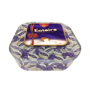 Eclairs Milk Plastic Box 550 gm