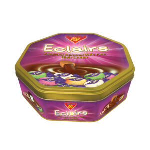 Eclairs Mix Tin Box 900 gm