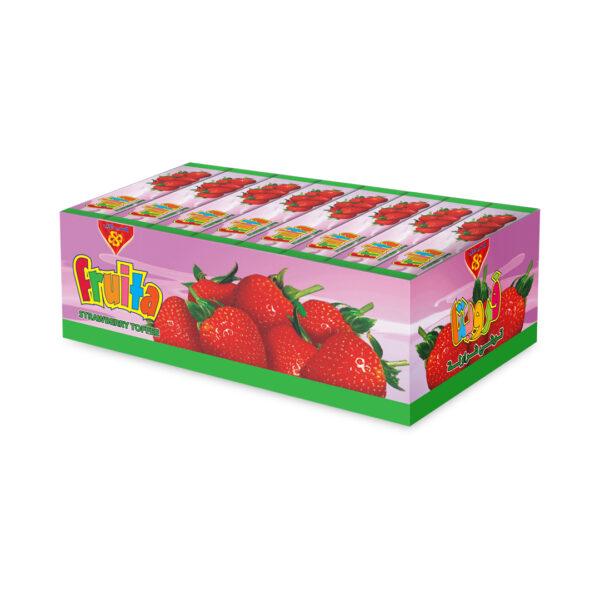 Toffee Fruita Fingers Strawberry