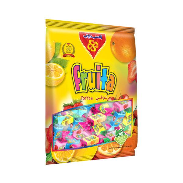 Toffee Fruita Bag 400 gm