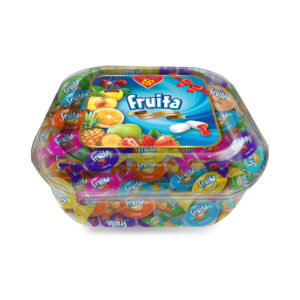 Fruita (Chewy Candy with Fruit Flavored Filling) 550 gm
