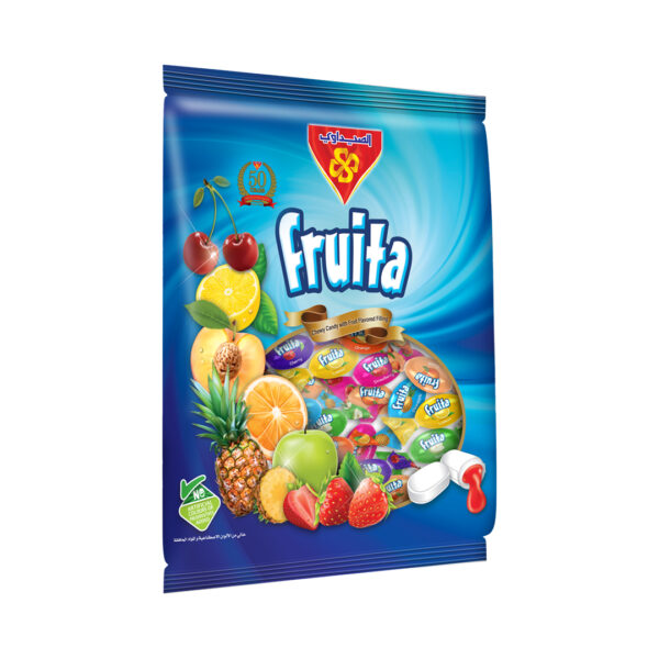 Fruita (Chewy Candy with Fruit Flavored Filling) 1 Kg