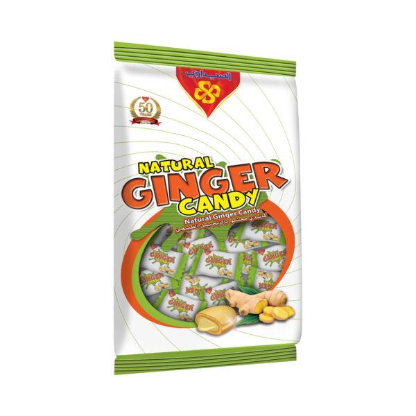 Natural Ginger Toffee - Bag 200 gm
