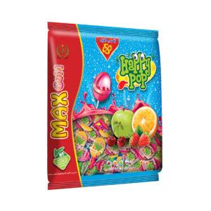 Happy Pop Mix Fruit Max with Gum Bag 18gm