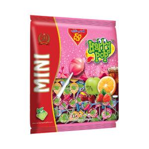 Happy Pop Mini Assorted Flavours Bag 6gm