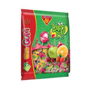 Happy Pop with Gum Bag 10gm