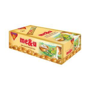 Candy Fingers Me&U Milk (Milk Caramel Flavoured Drops)