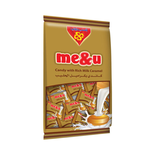 ME & U (Milk Caramel Flavoured Drops) Bag