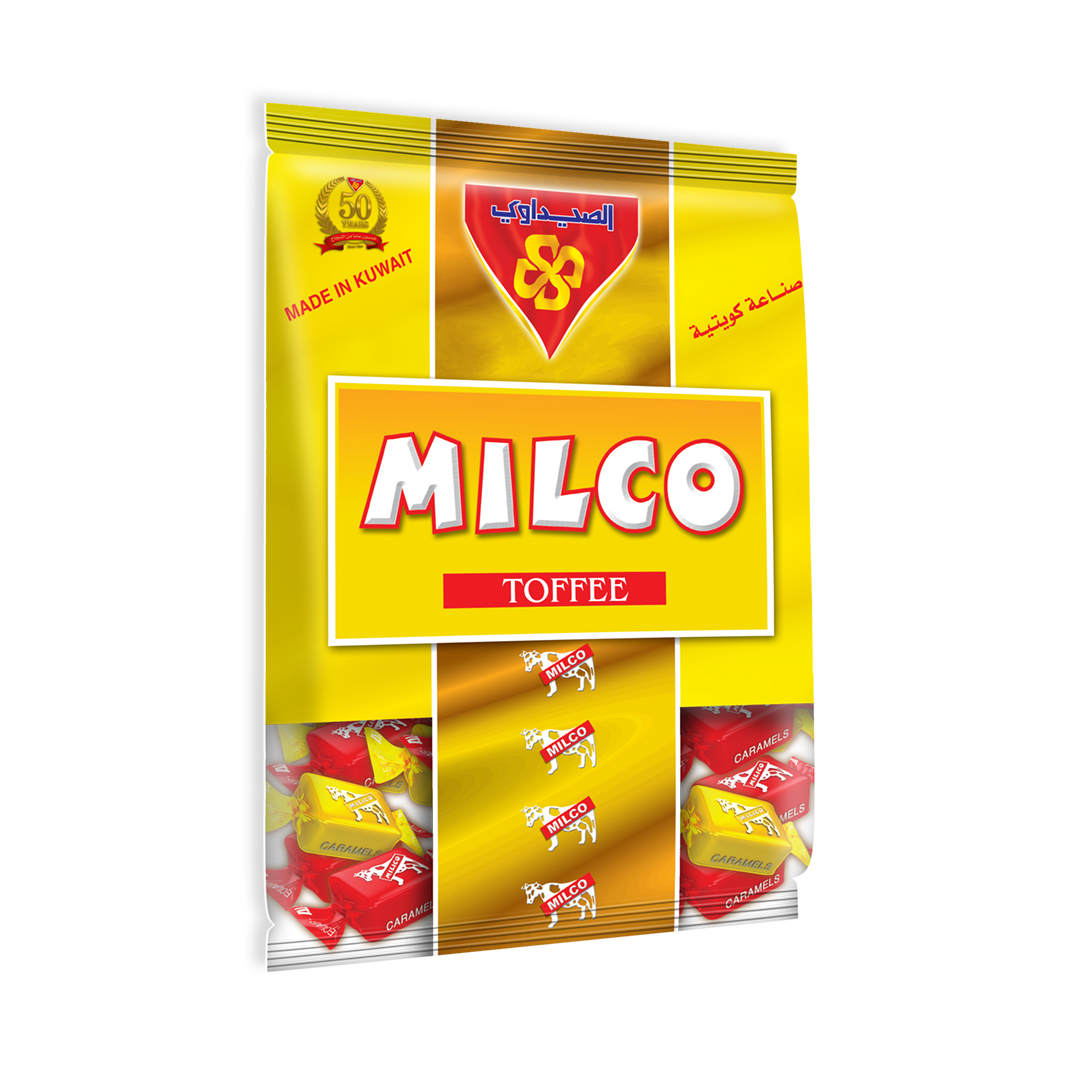 Toffee Milco 900 gm