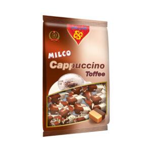 Toffee Milco Cappuccino Bag 200 gm