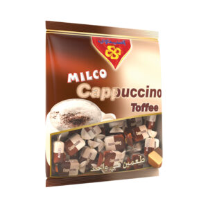 Toffee Milco Cappuccino Bag 400 gm
