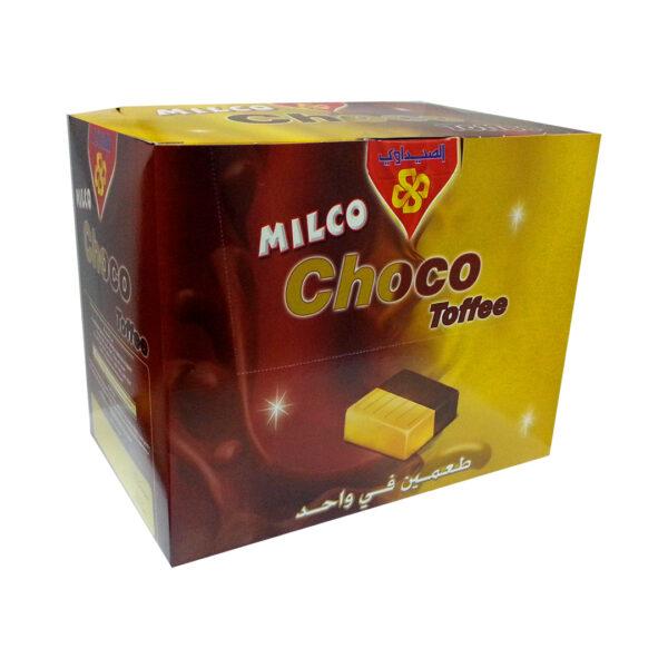 Toffee Milco Choco Bag 50 gm