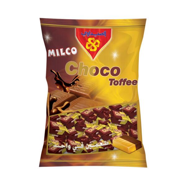 Toffee Milco Choco Bulk Bag 2.5 KG