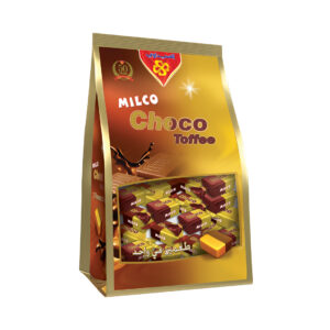 Toffee Milco Choco Stand Bag 750 gm