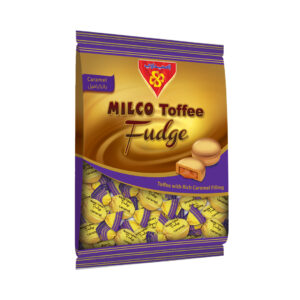 MILCO Toffee Fudge Bag 400 gm (Toffee with Caramel)
