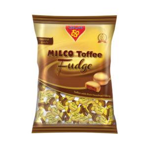 MILCO Toffee Fudge Bag 2.5 Kg (Toffee with Hazelnut)