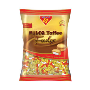 MILCO Toffee Fudge Bag 2.5 Kg (Toffee with Milk)