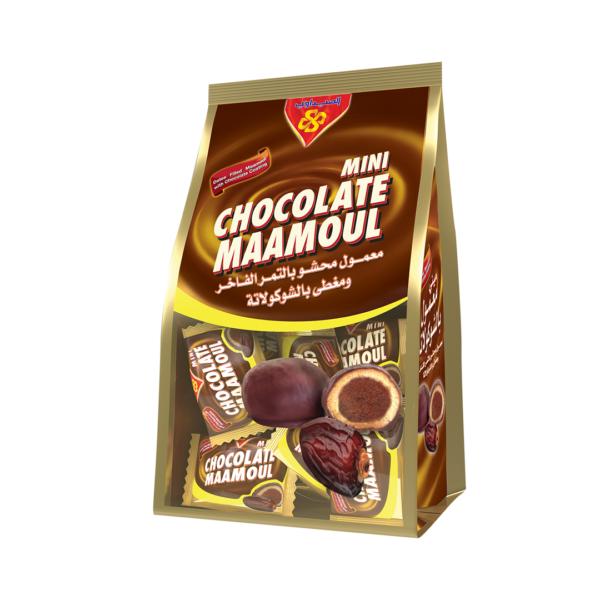 Mini Chocolate Maamoul 15gm Stand Bag