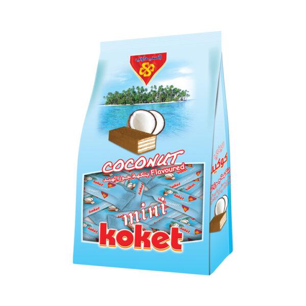 Mini Koket Coconut Stand Bag 225gm