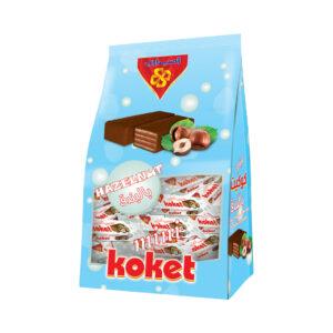 Mini Koket Hazelnut Stand Bag 225gm